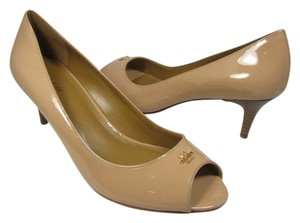 Coach nude Pumps