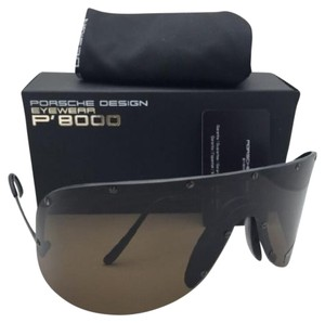 PORSCHE DESIGN PORSCHE DESIGN Sunglasses P'8479 C 110 as Worn by KIM KARDASHIAN Black