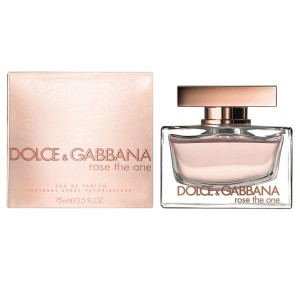 Dolce&Gabbana DOLCE & GABBANA THE ONE ROSE 2.5 oz /75 ML EDP SPRAY WOMAN New !!