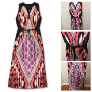multi Maxi Dress by Pure Energy