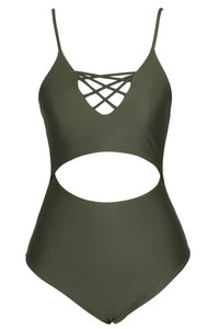 Cupshe Cupshe spider web one piece
