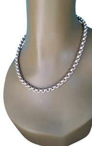 Other Sterling Silver 925 Linked Loop Chain
