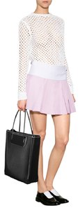 Alexander Wang Pink Celebrity Mini Skirt Rose