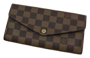 Louis Vuitton Sarah Damier Ebene wallet