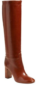 Tory Burch Campus Gorgeous Tall Carmelite Boots