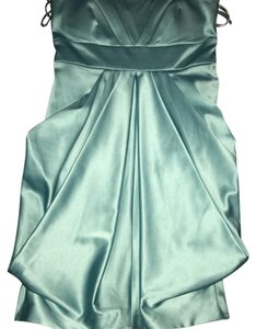 Max and Cleo short dress Seafoam on Tradesy