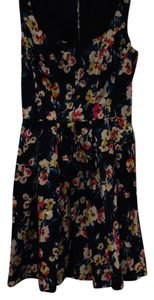 French Connection short dress floral on Tradesy