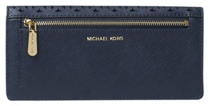 Michael Kors Michael Kors Desi Perforated Flat Wallet
