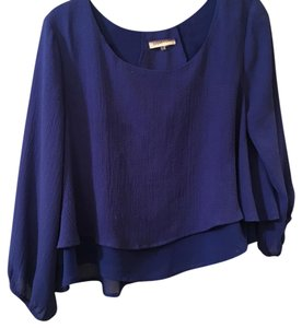 Sugarlips Top royal blue
