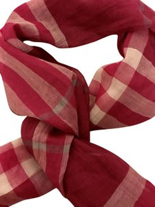 Burberry NEW BURBERRY CHILDREN'S WOOL SILK SCARF