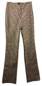 Fendi Straight Pants multi
