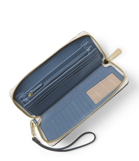 Michael Kors Michael Kors Illustrated Fly Away Travel Continental Wallet Image 1