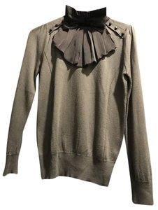 Jin-Ja Chic With Bow Bow Elegant Sweater
