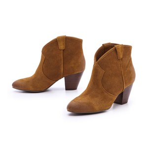 Ash Leather Suede tan Boots