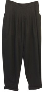 French Connection Baggy Pants Black