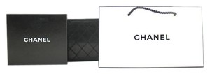 Chanel ( RARE ) Quilted Lambskin Bifold Wallet 214353