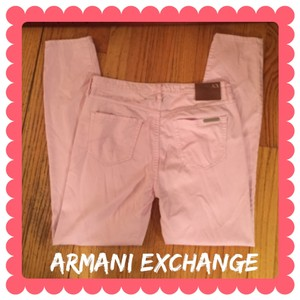 A|X Armani Exchange Capri/Cropped Denim