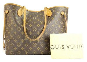 Louis Vuitton Neverfull Neverfull Mm Luco Sac Shopping Vavin Tote