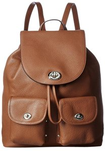 Coach Turnlock Tie / Backpack