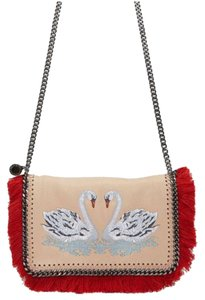 Stella McCartney Swan Falabella Cross Body Bag