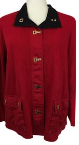 Rauph Lauren size 2x New red Jacket