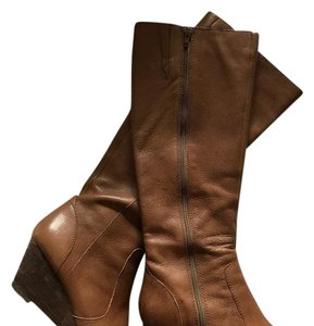 Twelfth St. by Cynthia Vincent Fossil Brown Boots