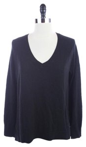 Banana Republic Differnt Front Fabric Vneck Sweater