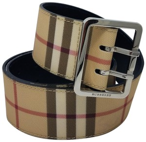 4d68bf9bf Burberry Belts - Up to 70% off at Tradesy