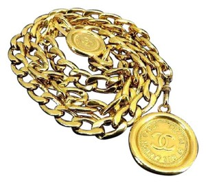 Chanel Gold CC Chain Belt 214552