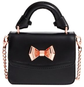 Ted Baker Malia Satchel Leather Cross Body Bag