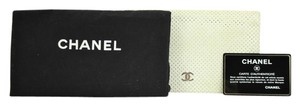 Chanel ( RARE ) Perforated Flap Wallet 214382