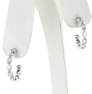 PANDORA Pandora 290724CZ Earrings Alluring Brilliant Marquise Sterling Silver