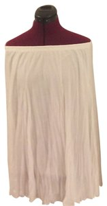 Zac & Rachel Skirt White