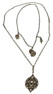Chloe + Isabel tresors layering necklace set with charms