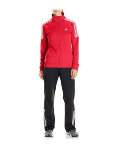 adidas Adidas Women's Red/Black Frieda Track Suit