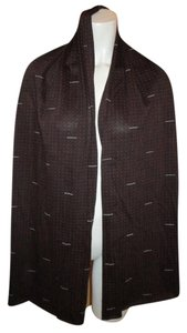 Burberry polka dot knit fabric remnant
