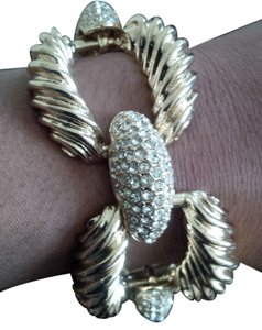 Banana Republic Banana Republic Pave Link Bracelet
