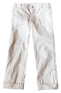 Tory Burch Straight Pants khaki