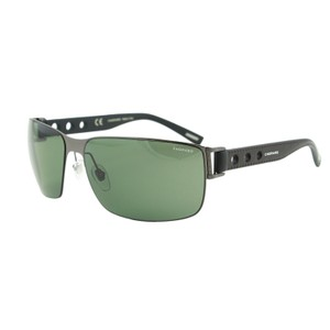 Chopard New Sch B31 K10p Men Mille Miglia Racing Leather Polarized Sunglasses