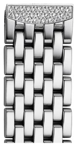 Michele New 16mm Urban Mini 7-Link Diamond MS16DL235009 Bracelet