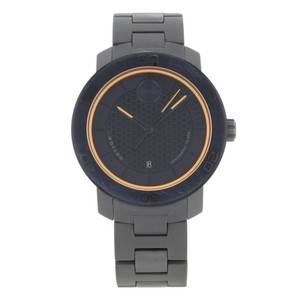 Movado Movado Bold 3600098 Titanium Quartz Men's Watch (12918)