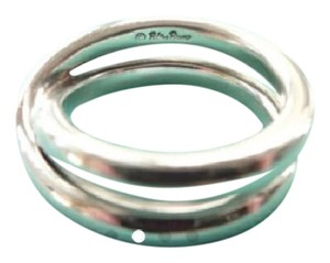 Tiffany & Co. Tiffany & Co Paloma Picasso X Sterling Silver Ring Sz 6