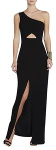 BCBGMAXAZRIA Boned Bodice Cut-out Dress