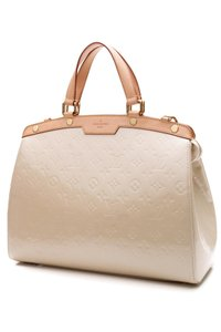 Louis Vuitton Satchel in Blanc Corail (Ivory)