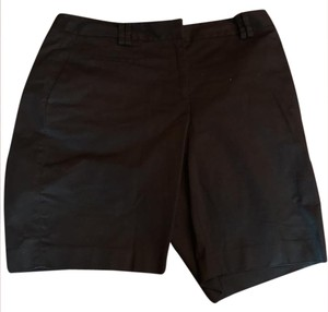 Ann Taylor LOFT Dress Shorts black
