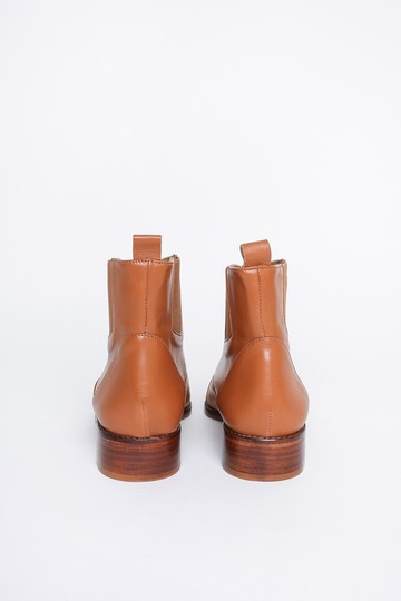 Anthropologie Camel Boots Image 6