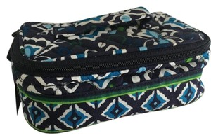 Vera Bradley Jewelry Organizer - Ink Blue