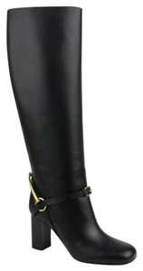 Gucci Women's Leather Black Boots
