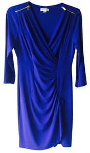Calvin Klein short dress Royal Blue on Tradesy