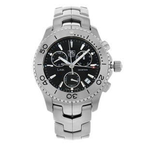 TAG Heuer TAG Heuer Link CJ1110.BA0576 Stainless Steel Quartz Men's Watch (8502)